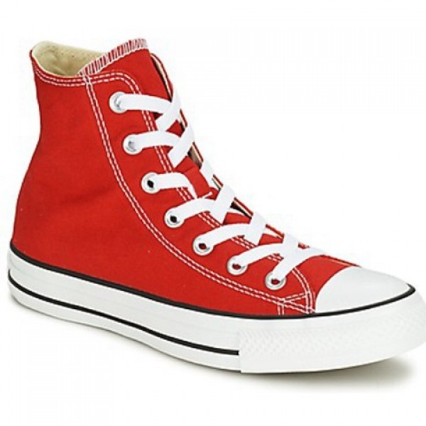 Converse All Star Seall Staron Hi Red Brick Men's Shoes