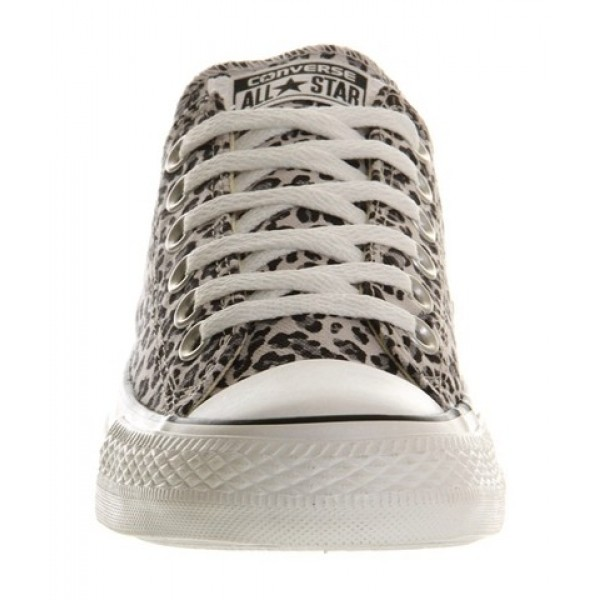 Converse All Star Low Snow Leopard Smudge Exclusive Unisex Shoes
