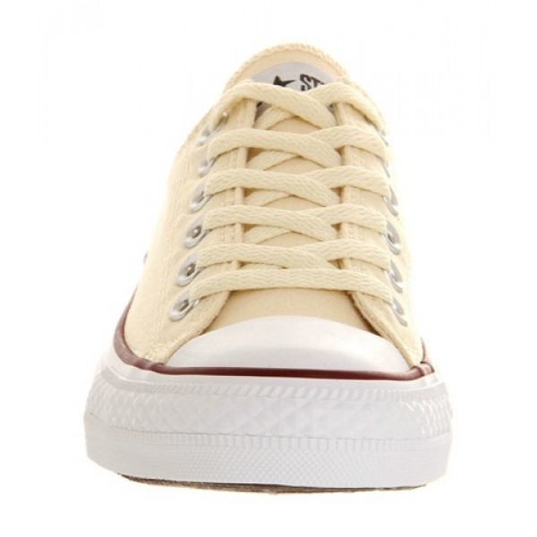 Converse All Star Low Ecru Unisex Shoes