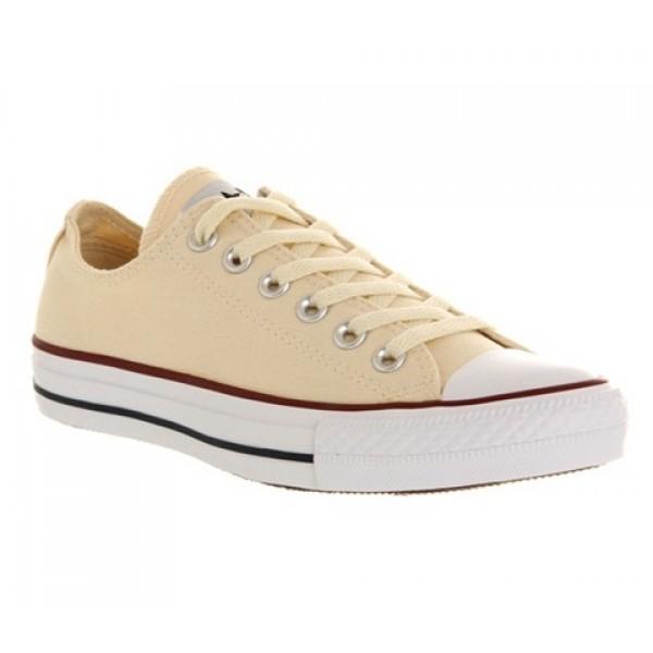 Converse All Star Low Ecru Unisex Shoes