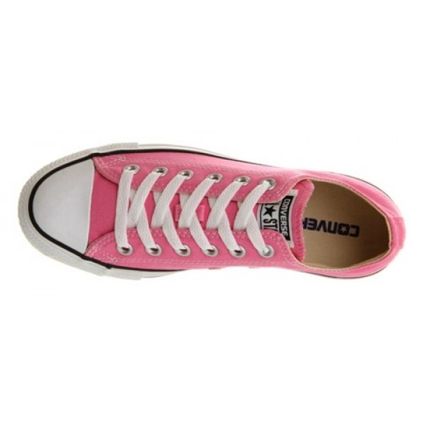 Converse All Star Low Pink Canvas Unisex Shoes