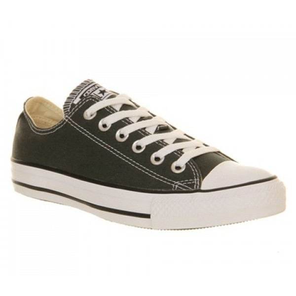 Converse All Star Low Privet Green Unisex Shoes