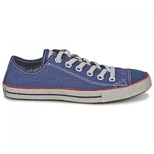 Converse All Star Chuckout Ox Athletic Navy Men's Shoes