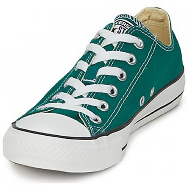Converse All Star Seasonal Ox Alpine Green Men's Shoes