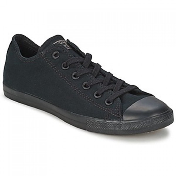 Converse All Star Lean Ox All Black Men's Shoes
