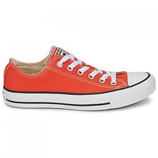 Converse All Star Season Ox Orange Pumpkin Men's S...