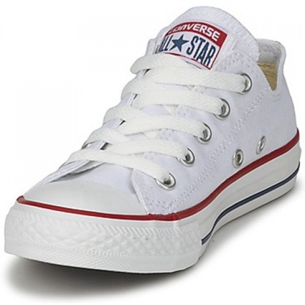 Converse All Star Core Ox Optical White Men's Shoes