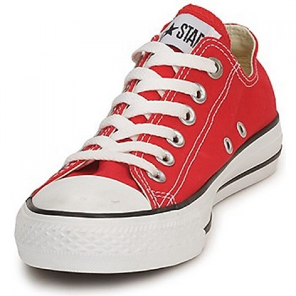 Converse All Star Core Ox Red Men's Shoes