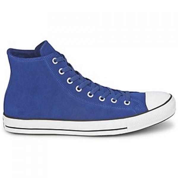 Converse All Star Seasonal Suede Hi Twilight Blue Men's Shoes