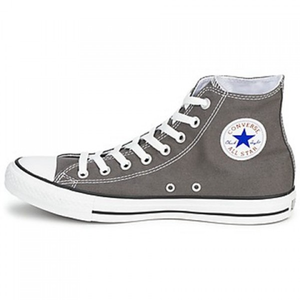 Converse All Star Hi Anthracite Men's Shoes