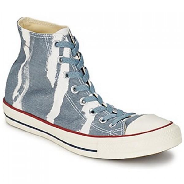 Converse All Star Bleach Hi Puritan Grey Men's Shoes