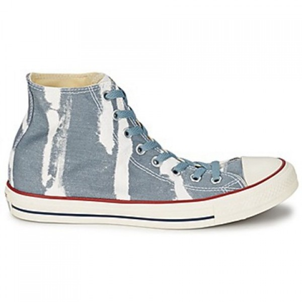 Converse All Star Bleach Hi Puritan Grey Men's Sho...