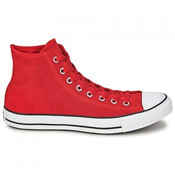 Converse All Star Seasonal Suede Hi Chilli Pepper Men's Shoes
