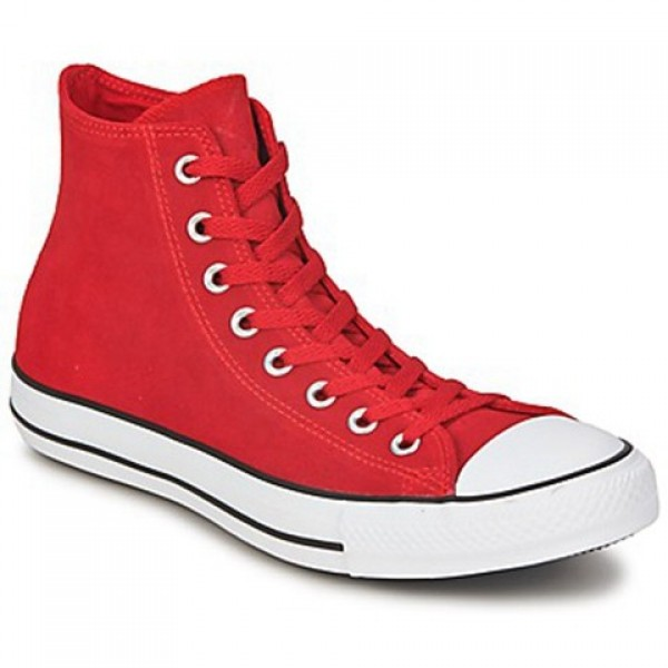 Converse All Star Seasonal Suede Hi Chilli Pepper Men's Shoes