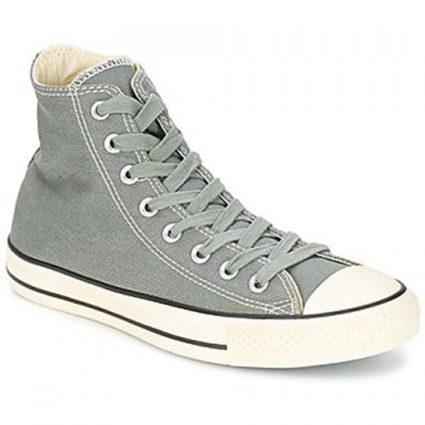 Converse Chuck Taylor Vint Twil Hi Grey Men's Shoes