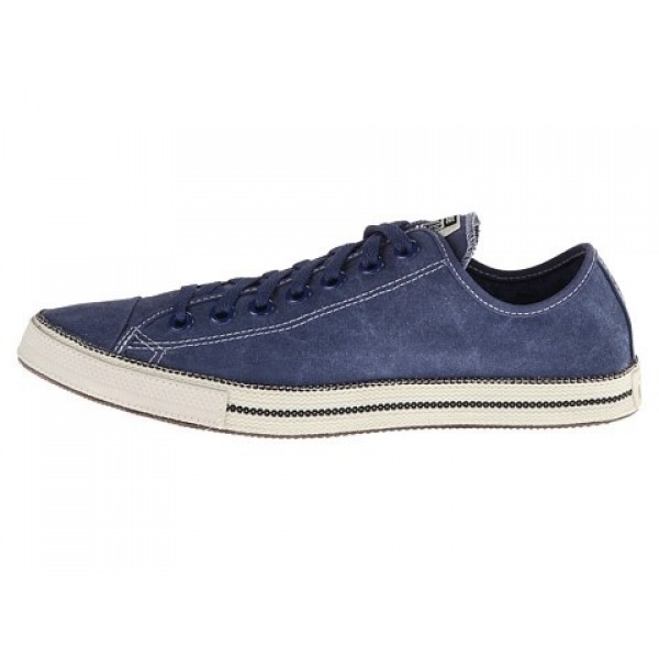 Converse Chuck Taylor All Star Chuckout Washed Canvas Ensign Blue Men's Shoes
