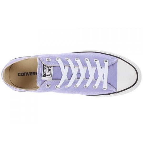 Converse Chuck Taylor All Star Seasonal Ox lavender Glow Men's Shoes