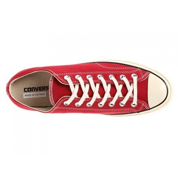 Converse Chuck Taylor All Star 70 Ox Crimson Men's Shoes