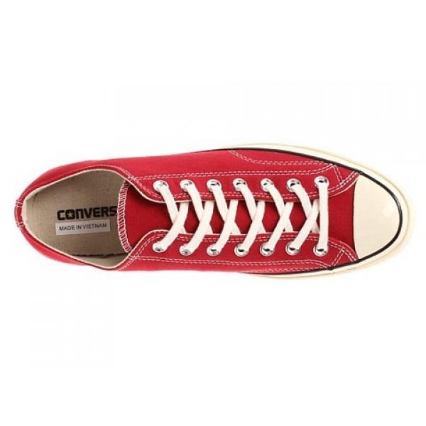 Converse Chuck Taylor All Star 70 Ox Crimson Men's Shoes