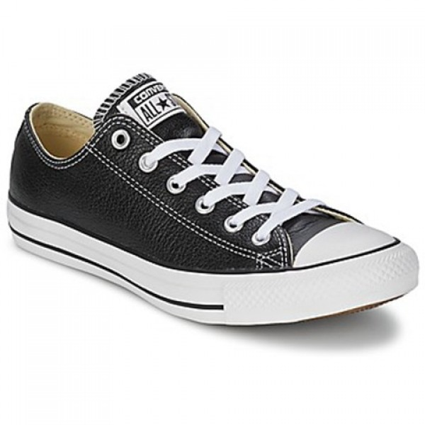 Converse Chuck Taylor Core Leather Ox Black Men's Shoes