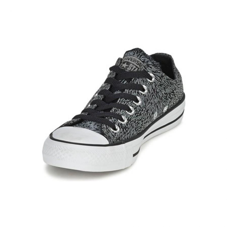 120a7ff767 Converse Chuck Taylor Animal Print Black Women's Shoes - M00000433