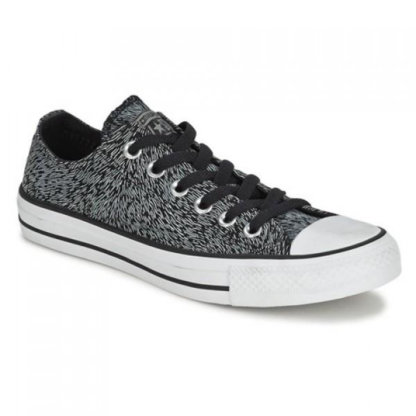 Converse Chuck Taylor Animal Print Black Women's Shoes