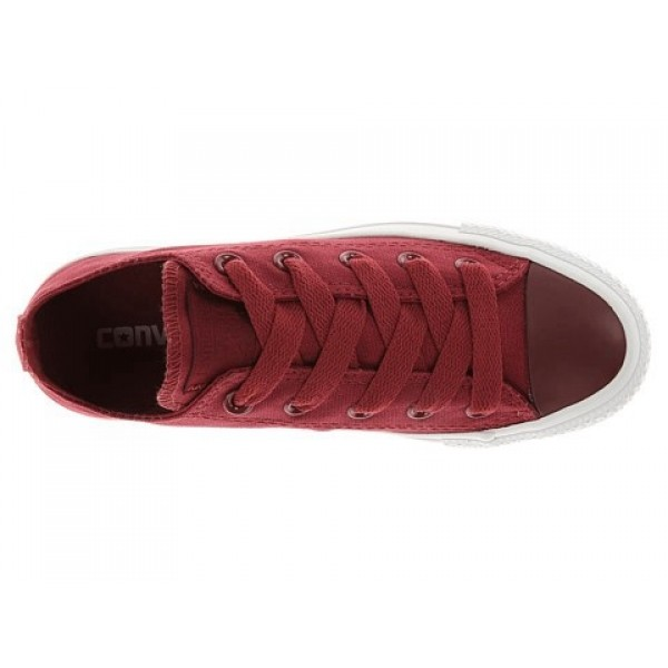 Converse Chuck Taylor All Star Mono Ox Red Men's Shoes