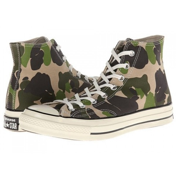 Converse Chuck Taylor All Star 70 Hi Candied Ginger Black Coffee Men's Shoes