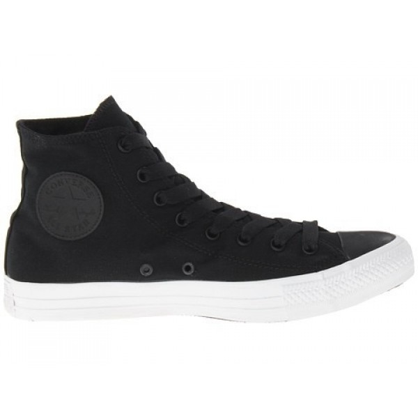 Converse Chuck Taylor All Star Hi Mono Black Men's...