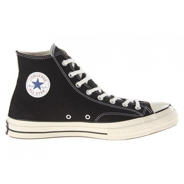 Converse Chuck Taylor All Star 70 Hi Black Men's S...