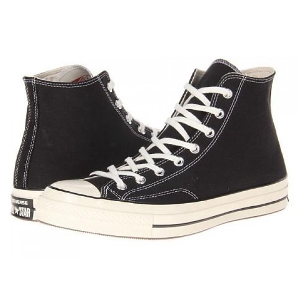 Converse Chuck Taylor All Star 70 Hi Black Men's Shoes
