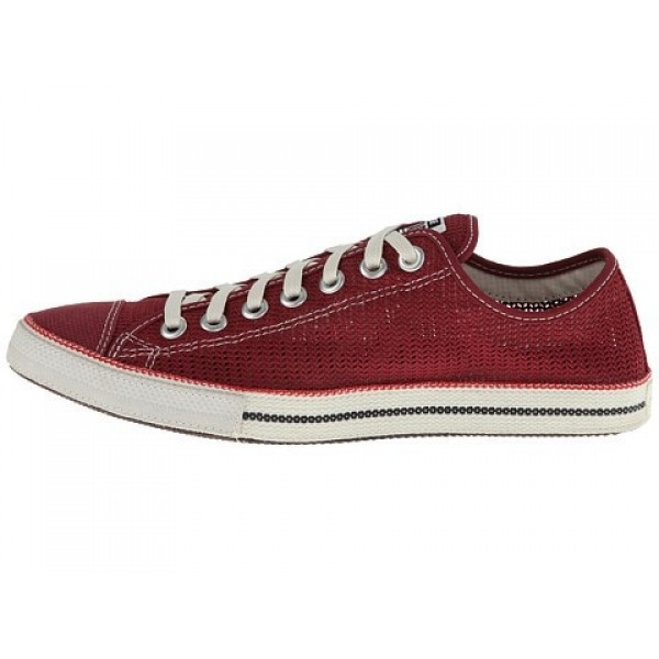 Converse Chuck Taylor All Star Chuckout Mesh Ox Red Men's Shoes