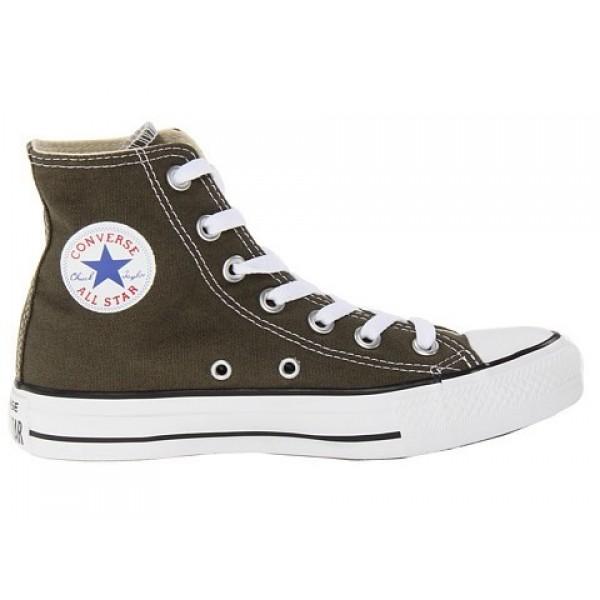 Converse Chuck Taylor All Star Seasonal Hi Grape Leaf Men's Shoes