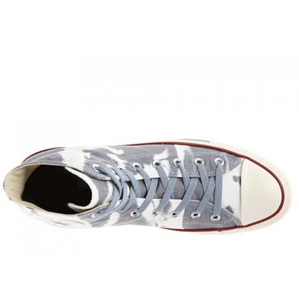 Converse Chuck Taylor All Star Bleach Hi Puritan Gray Men's Shoes