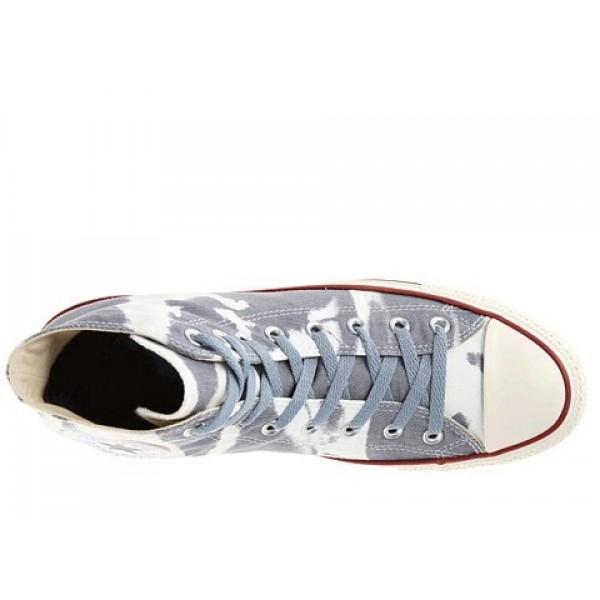 Converse Chuck Taylor All Star Bleach Hi Puritan Gray Men's Shoes