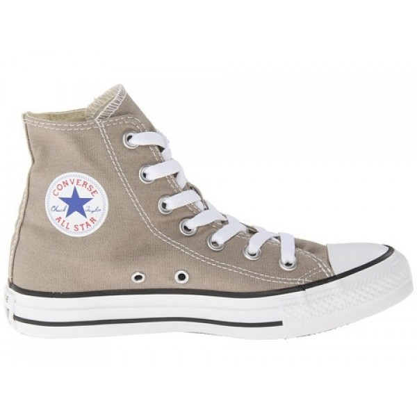 Converse Chuck Taylor All Star Seasonal Hi Old Sil...
