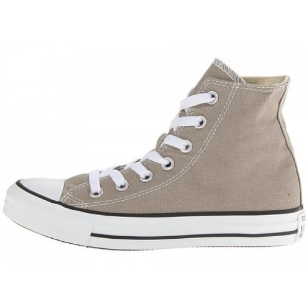 Converse Chuck Taylor All Star Seasonal Hi Old Silver Men's Shoes
