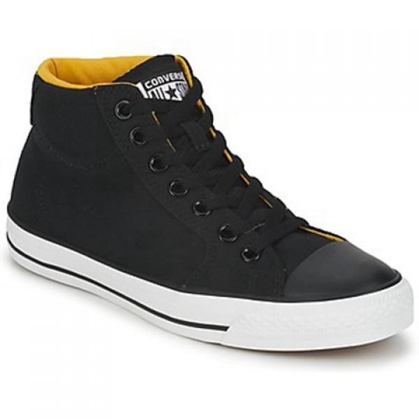 Converse Ct Xl Crew Black Men's Shoes