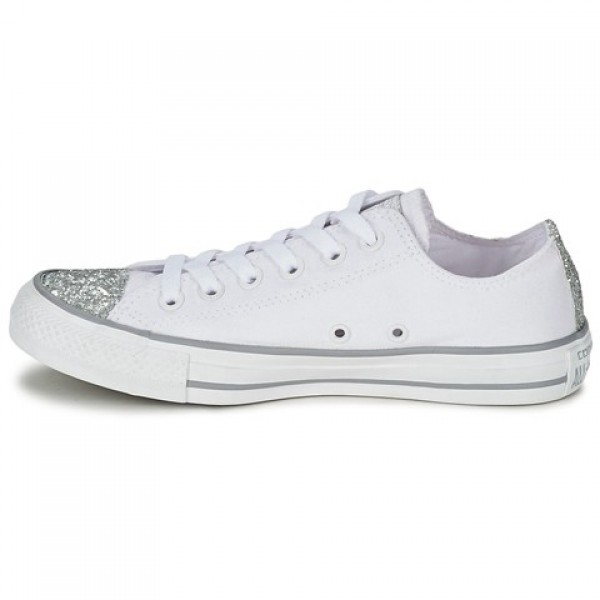 Converse Chuck Taylor Toecap Star Playerark White Women's Shoes