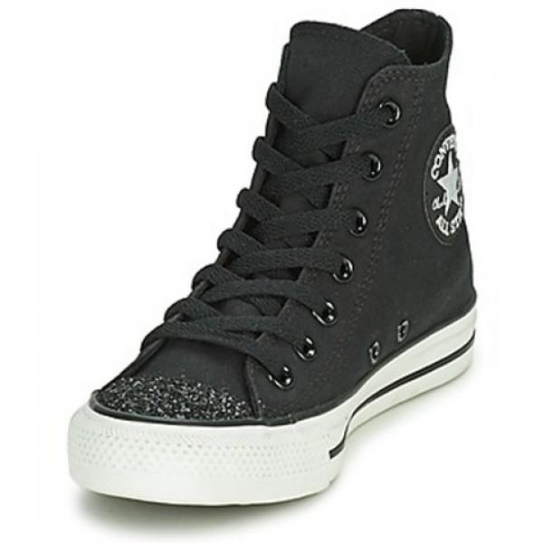 Converse Chuck Taylor Toecap Star Playerark Black Women's Shoes