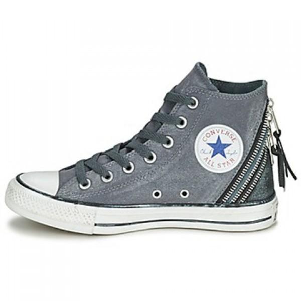 Converse Chuck Taylor Star Playerarkle Wall Starh Grey Women's Shoes