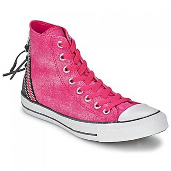 Converse Chuck Taylor Star Playerarkle Wall Starh Pink Women's Shoes