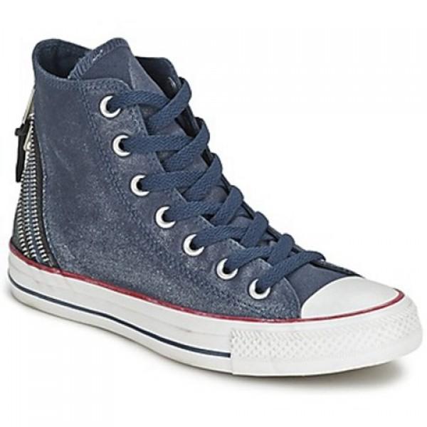 Converse Chuck Taylor Star Playerarkle Wall Starh Marine Women's Shoes
