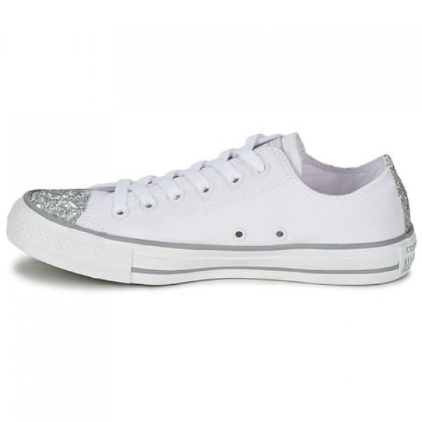 Converse Chuck Taylor Toecap Star Playerark White Women's Shoes