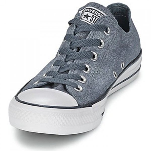 Converse Chuck Taylor Star Playerarkle Wall Starh Grey Women's Shoes