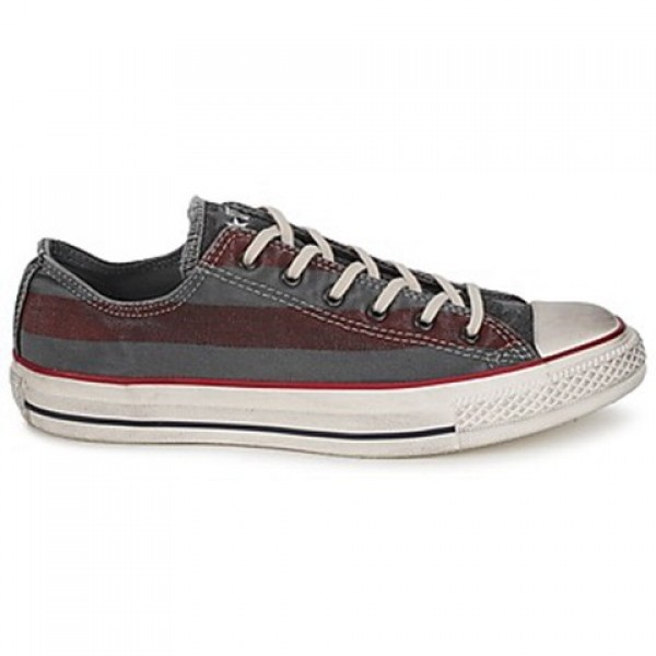 Converse Ct All Star Washed Ox Turdledove Women's ...