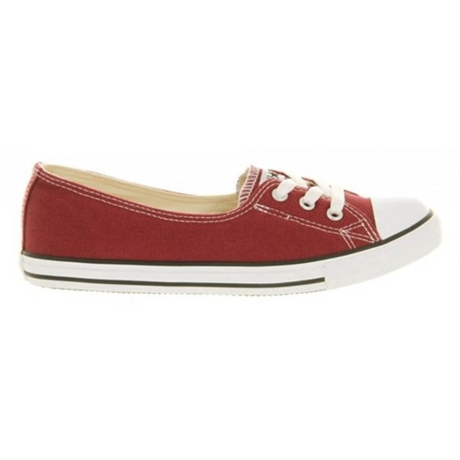 e724674cdd94 Converse Dance Lace Maroon Cranberry Women s Shoes - M00000498