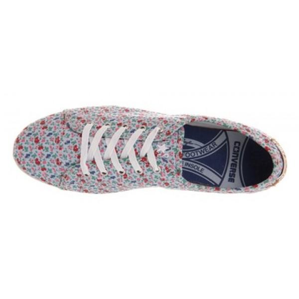 Converse Ctas Playlite Floral Print Women's Shoes