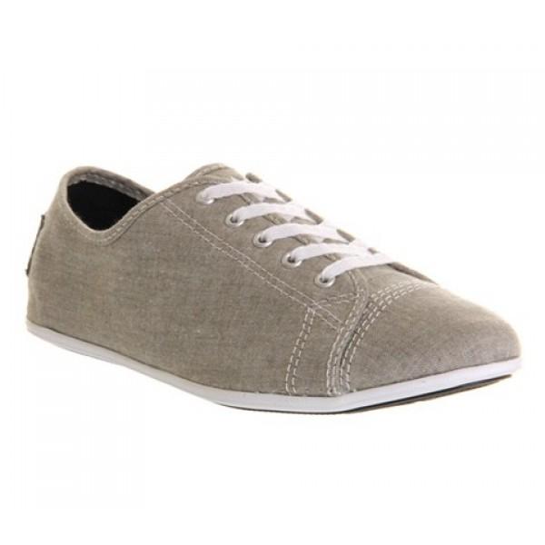 Converse Ctas Playlite Phaeton Grey Black White Polka Women's Shoes