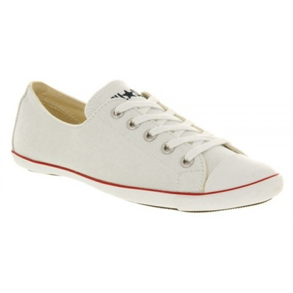 Converse Ct Lite Ox Optical White Women's Shoes